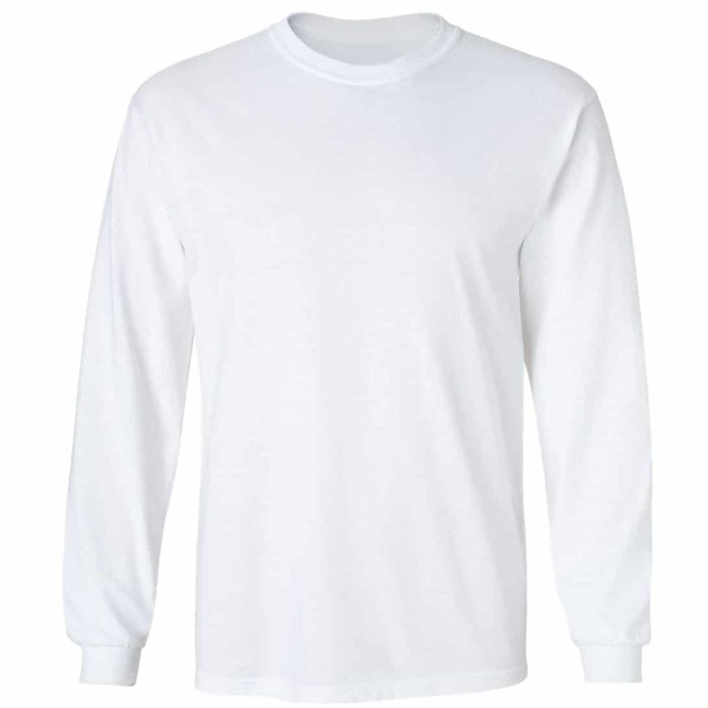 Basic Cotton Long-Sleeves T-shirts 2017 thumbnail
