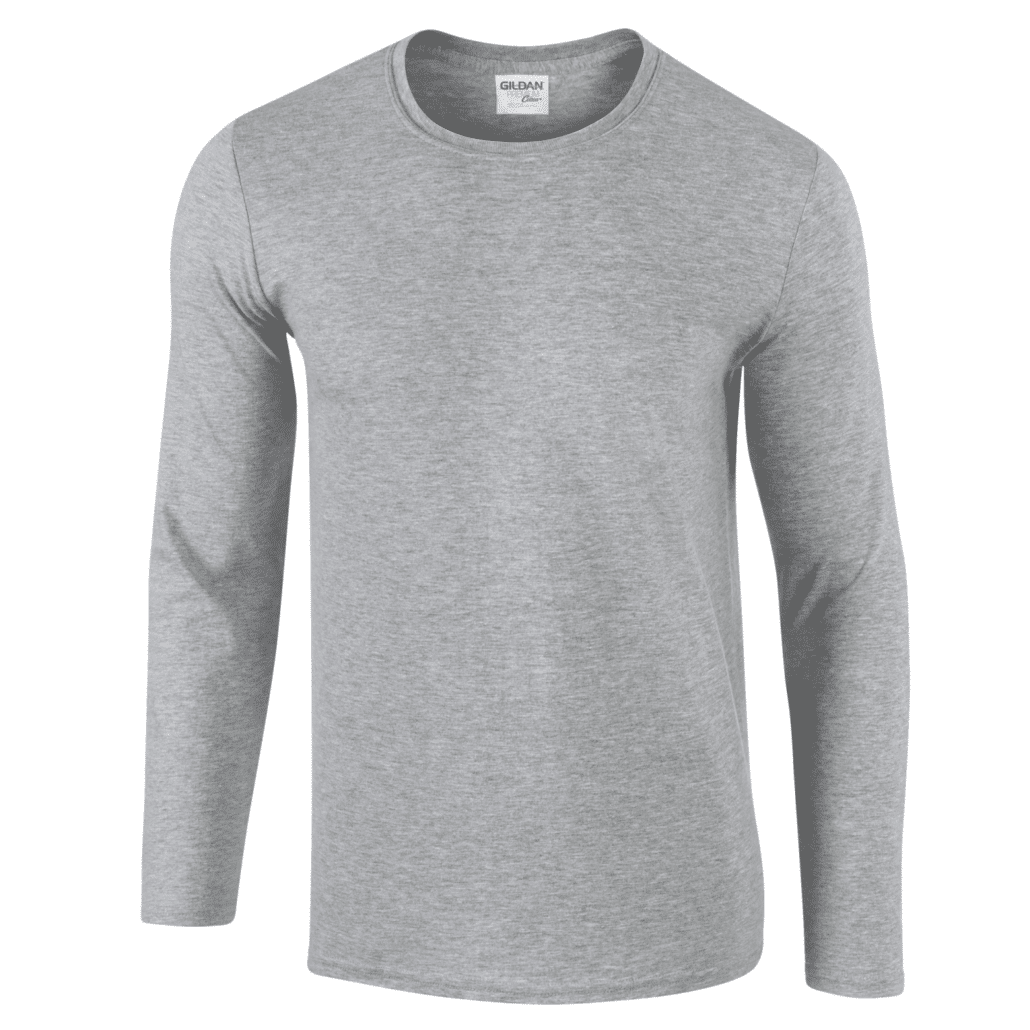 Gildan Cotton Long-Sleeves T-shirts 2017 thumbnail
