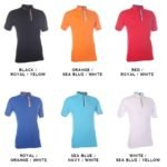 CI10 3-Tone Cotton Polo Ts (O Series) 2017 catalogue