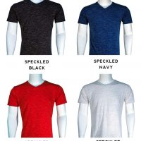 lycra vneck slim fit t-shirt blend catalogue