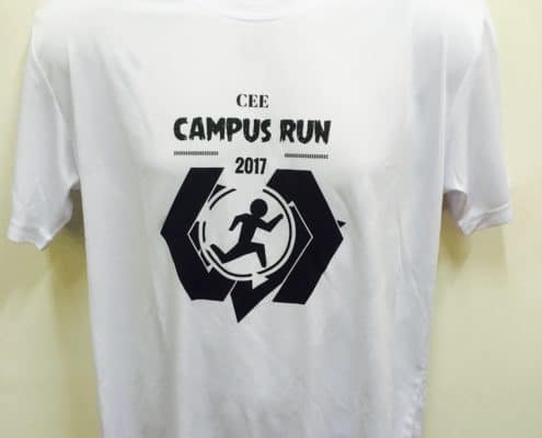 CEE Campus Run 1