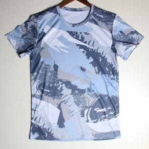 Example of Sublimation printing