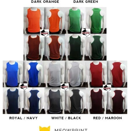 Reversible max singlets (ab series) catalogue