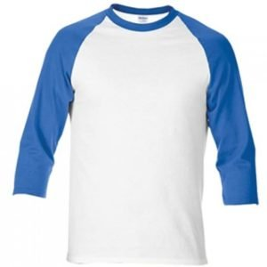 Gildan 34 Raglan-Sleeves T-Shirts 2017 thumbnail