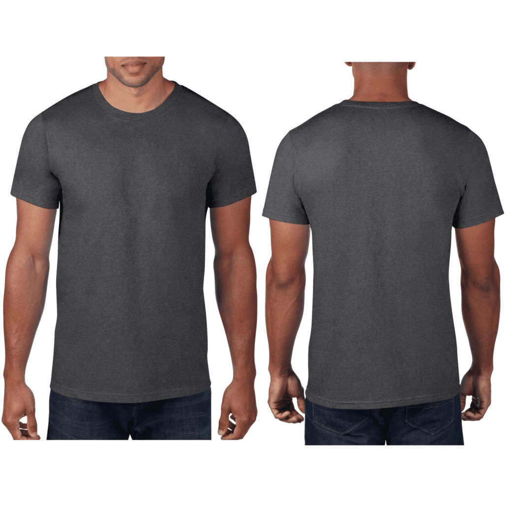 Anvil 980 Lightweight Tee catalogue model 2