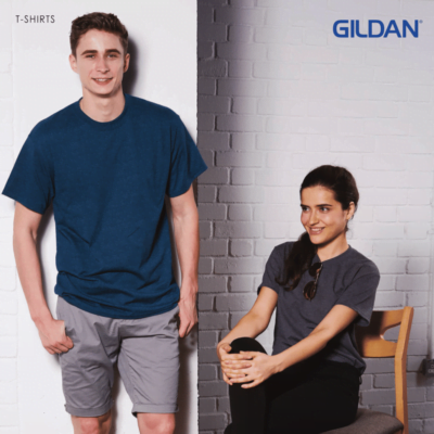 Gildan Heavy Cotton Adult T-Shirts 2017 catalogue NEWNEW Models 1