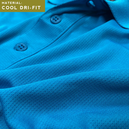 Dri Fit Polo T-Shirt Upclose (Cool)