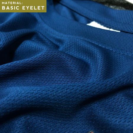 Dri Fit RN T-Shirt Upclose (Basic Eyelet)