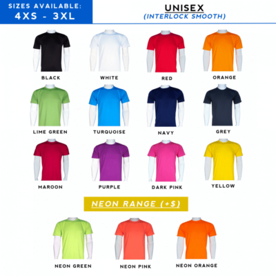 Interlock dri fit t-shirt 2018 CATALOGUE