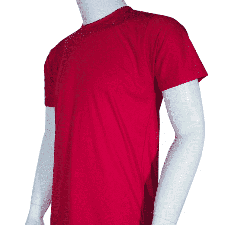 Interlock dri fit t-shirt view 2