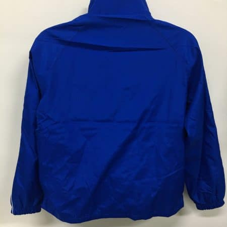 Patec Pte Ltd - WB06 Royal windbreaker (back view)