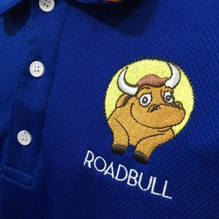 Roadbull Logistics - Logo Embroidery