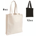 8oz Shopper canvas bag catalogue