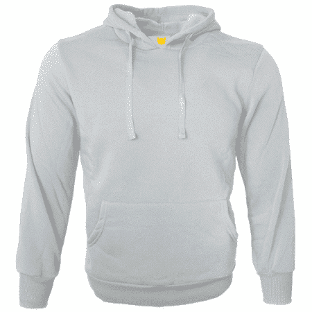 Basic Pullover Hoodies 2018 White thumbnail