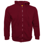 Basic Zipped Hoodies 2018 MAROON thumbnail 150x150 - Basic Zipped Hoodies