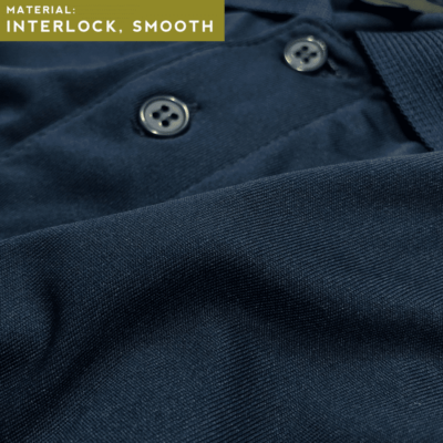 Dri Fit Polo T-Shirt Upclose (Interlock)