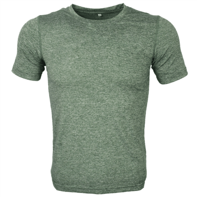 GREEN Melange mesh dri fit t shirt 400x400 - Melange Mesh Dri-Fit T-Shirts