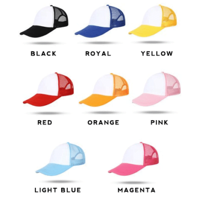 Mesh Trucker cap 2018 catalogue