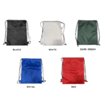 Nylon drawstring bags CATALOGUE 2018