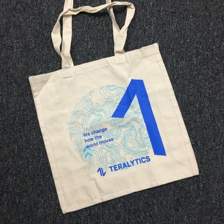 Teralytics Pte Ltd - CB02 Canvas bag (overview)