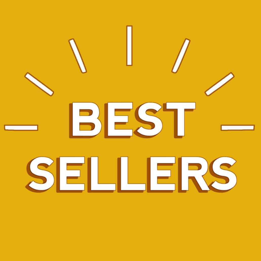 Best sellers catalogue