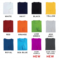 Basic Cotton Long-Sleeves T-Shirts 2018-19 catalogue