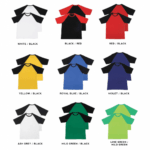 Basic Short Raglan-Sleeves T-Shirts 2018-19 catalogue