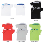 CI11 Multi-Tone Cotton Polo T-Shirts 2018-19 catalogue