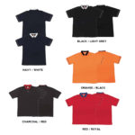 CI12 Multi-Tone Cotton Polo T-Shirts 2018-19 catalogue