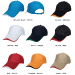 CP13 6-panel Baseball Cap 2018-19 catalogue