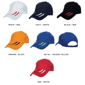 CP14 6-panel Baseball Cap 2018-19 catalogue