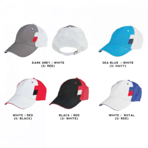 CP19 6-panel Baseball Cap 2018-19 catalogue