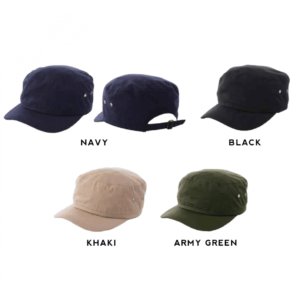 CP21 Army Cap 2018-19 catalogue