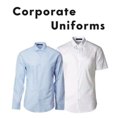 Corporate uniforms printing catalogue