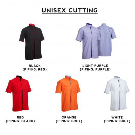 F118 Short Sleeves Uniform 2018-19 unisex catalogue