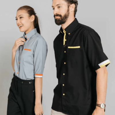 F126 Short Sleeves Uniform 2018-19 models 1