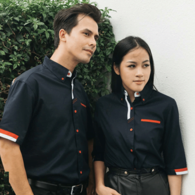 F126 Short Sleeves Uniform 2018-19 models 2