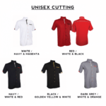 F126 Short Sleeves Uniform 2018-19 unisex catalogue