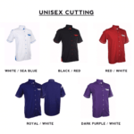F128 Short Sleeves Uniform 2018-19 unisex catalogue