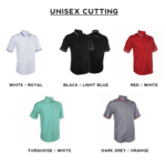 F130 Short Sleeves Uniform 2018-19 unisex catalogue