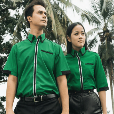F132 Short Sleeves Uniform 2018-19 models 2