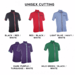 F132 Short Sleeves Uniform 2018-19 unisex catalogue