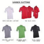 F134 Short Sleeves Uniform 2018-19 unisex catalogue