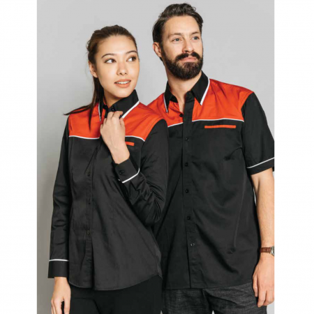 F138 Short Sleeves Uniform 2018-19 models 1