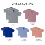 F140 Short Sleeves Uniform 2018-19 unisex catalogue