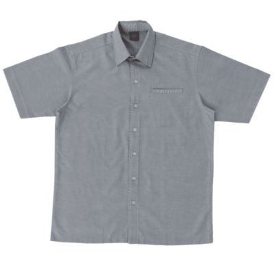 F140 Short Sleeves Uniform 2018 19 unisex grey 400x400 - F140 Short Sleeves Uniform