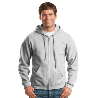Gildan Full Zip Hooded sweatshirt 88600 thumbnail - Gildan Full Zip Hooded Sweatshirts (88600)