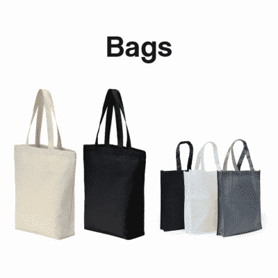 Custom Promotional Bags Printing Catalogue