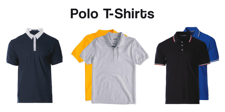 Polo T-Shirts Printing Catalogue