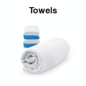Customised Towels Printing Catalogue